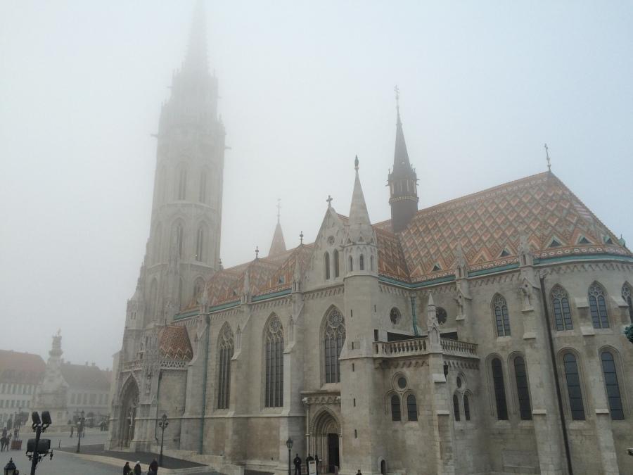 igreja sao matias budapeste