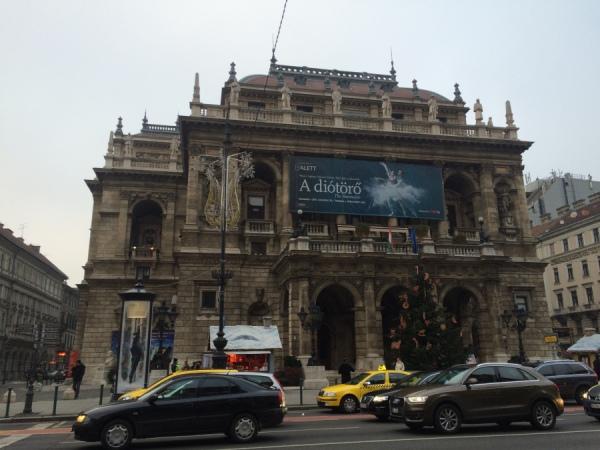 opera budapeste
